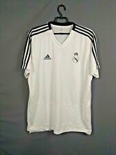 Real Madrid Camiseta XL de Entrenamiento Adodas Fútbol Soccer CW8666 ig93