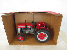 SCALE MODELS 1/16 DIECAST MASSEY FERGUSON 135 3pt HITCH FARM TOY TRACTOR RARE!!