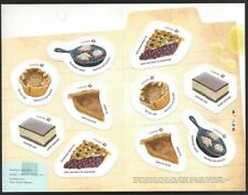 Canada   # BK 723    SWEET CANADA DESSERTS     Brand New 2019 Booklet Issue