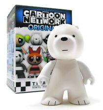 "Titans CARTOON NETWORK ORIGINALS - ICE BEAR 3"" Vinyl Figure We Bare Bears"