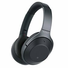 Sony Wh-1000Xm2 Wireless Noise Cancelling Stereo Headphones Black New from Japan