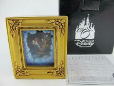 Disney Olszewski NEW Gallery Of Light Pirate Mickey #1 Pluto Shadowbox Diorama