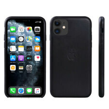 Case For iPhone 11 PRO XS MAX XR 8 7 6 Plus SE Genuine Original PU Leather Cover