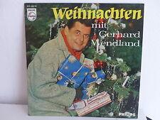 Weinachten mit GERHARD WENDLAND 423480 PE