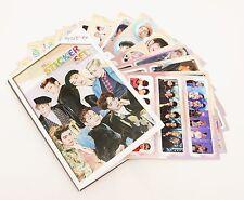 K-pop GOT7 16 sheet Sticker Photograph Set