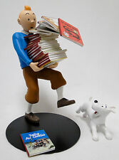 Kuifje Tintin and his adventures (comics) statue ltd. resin figure Herge