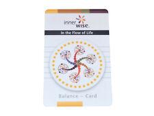 Innerwise BALANCE CARD Harmonisierung Balancierung Wohlbefinden Meditation Neu