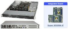 SuperMicro SYS-6017R-WRF 1U Server with X9DRW-iF Motherboard