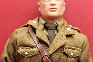 Vintage Action Man VAMAN Repro Brown Officers / MP Tie