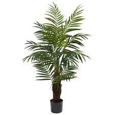 Nearly Natural 5415 Areca Palm Tree- 4-Feet- Green