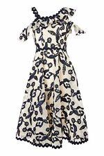 Topshop Cornelli Airtext Bardot Prom Dress Size 10/28/US 6 RRP £165