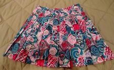 le Coq Sportif Pleated Tennis Golf Skirt Women's Size 12 171074