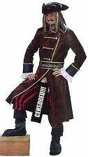 Bristol Novelty Ac933 Captain John Longfellow Costume Medium