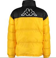 kappa vintage retro Originals puffer  hipster winter retro  jacket nylon