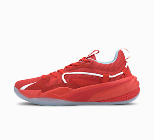 Puma RS Dreamer Blood Sweat and Tears Basketball Fiery Red Ribbon White J Cole