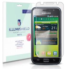 iLLumiShield Anti-Glare Matte Screen Protector 3x for Samsung Galaxy S (I9000)