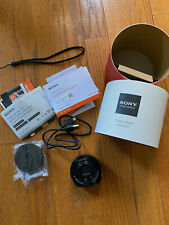 Sony Cyber-shot DSC-QX10 18.2MP Digital Camera - Black - Used, Single Owner