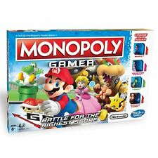 Monopoly Gamer Édition Nintendo Super Mario Jeu De Société
