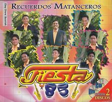 Fiesta 85 Recuerdos Matanceros CD+DVD Caja De Carton New