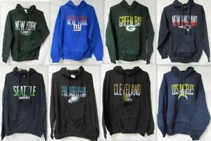 NFL Men's Gradient Print Pullover Hoodie/Sweatshirt, Various Teams & Sizes