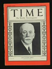1927 Time Magazine June 6 James Augustine Farrell