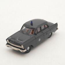 Brekina 1:87 Schnäppchen ! Ford Taunus 17m Polizei, siehe Bilder o. RI2762