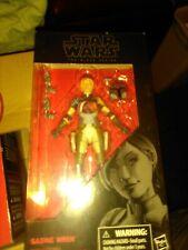 Star Wars The Black Series #33 Sabine Wren Hasbro Rebels