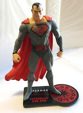 RED SON SUPERMAN • C9 • DC DIRECT • ELSEWORLDS SERIES