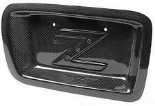 APR Performance Carbon Fiber License Plate Frame Backing Z33 350z 03-08