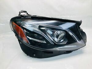 2017 2018 2019 MERCEDES BENZ W213 LED E250 350 450 550 FRONT RIGHT OEM HEADLIGHT