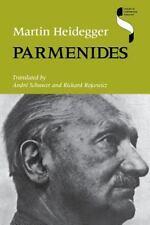 Parmenides: By Heidegger, Martin, Polt, Richard
