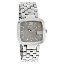 Gucci 125 G-Gucci Ladies Light Brown Dial Swiss Quartz Watch YA125410