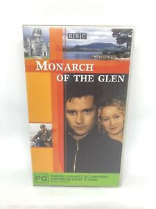 MONARCH OF THE GLEN SEASON 1 (4 EPISODES) VHS, VGC Free Tracked Shipping