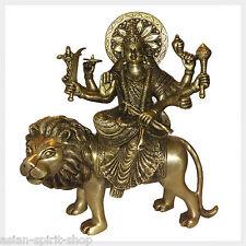 Durga Shakti Lakshmi Saraswati Hinduismus 33,1 cm 6,3 Kilo Messing Tibet Nepal
