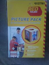 """Red Toolbox """"Picture Pack"""" Kit - Nip - #0127761"""