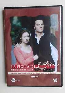 4 Dvd  - La figlia di Elisa Ritorno a Rivombrosa  4 Dvd  8 Episodi