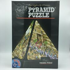 Pyramid Puzzle by D-Toys NEW Romania 2009 500 pieces High Difficulty Cartoon