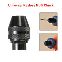 1/4'' Multi Chuck Quick Change Adapter Drill Bit For Dremel Rotary Accessory Kit