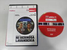 MY BEAUTIFUL LAUNDRETTE DVD SLIM STEPHEN FREARS DANIEL DAY-LEWIS SPANISH ENGLISH