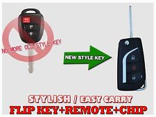 Flip Key For Hyq12Bdp New 2013 2014 2015 Scion Xb Remote Keyless 3 Buttons