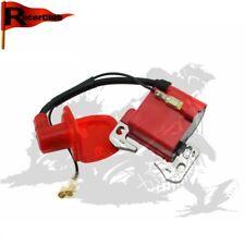 Red Bobina di accensione Per 47 49cc Engine Mini Moto ATV Quad Pocket Dirt Bike