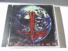 Upsidedown Cross - Evilution (Cd, 1993)