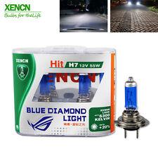 2X XENCN H7 12V 55W 5300K Xenon Ultimate White Car Light Bulbs Halogen Headlight