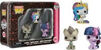 My Little Pony - Whooves, Celestia & Twilight Pocket Pop! 3-Pack Tin-FUN4857