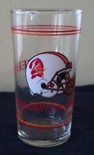 Creamsicle Tampa Bay Buccaneers Logo Beer Drink Pint Glass New Vintage Retro