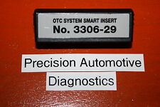 OTC 3306-29 Volvo Engine+ Smart Insert Genisys Determinator Scanner Cable System