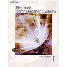 Electronic Communication Systems By Blake Roy 9780766826847 2nd Edition USED