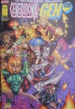 Generation X Gen 13 n.8 Supplem. a Capitan america e Thor 42 '98  Marvel Italia