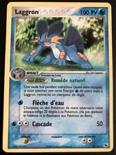 Carte Pokemon LAGGRON 23/109 Rare Rubis & Saphir Bloc ex FR NEUF