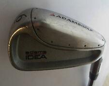 Adams Idea A1 Hybrid 6 IRON True Temper Dynamic Gold Regular Steel Shaft Golf
